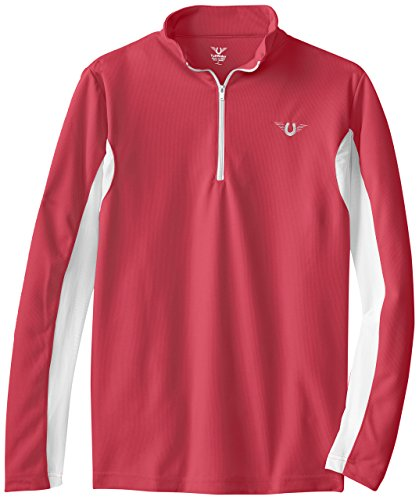 TuffRider Women's Ventilated Technical Long Sleeve Sport Shi