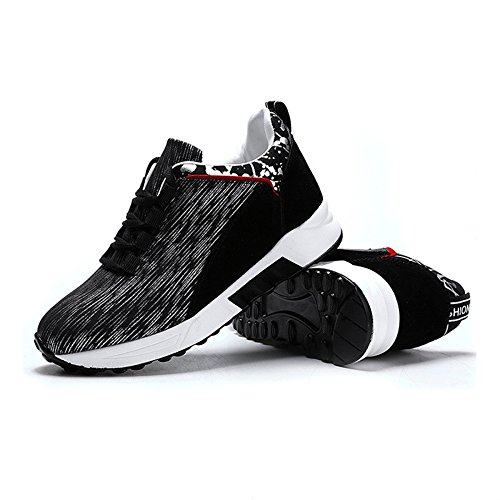 Height Grey Hiking Ladies Running snfgoij Waterproof Shoes Shoes Shoes Girls Increased Shoes Walking Leisure Sports 6q5Bpz5w