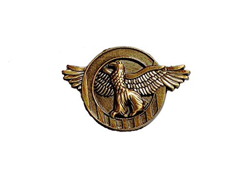 Deluxe Ruptured Duck Honorable Discharge Lapel Hat Pin Marines Army Navy Air Force 7526