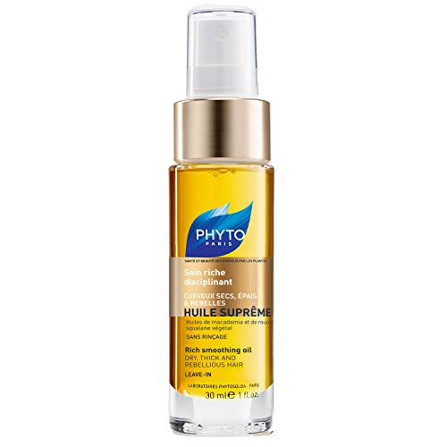 (PHYTO Huile Supreme Rich Smoothing Oil, 1 fl. oz.)