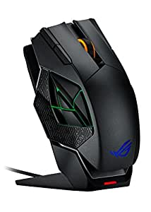 ASUS ROG Spatha RGB Wireless/Wired Laser Gaming Mouse (ROG Spatha Gaming Mouse)
