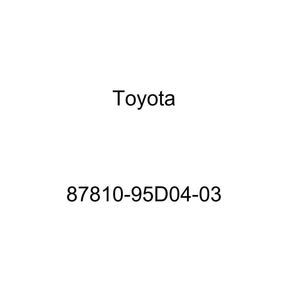 Genuine Toyota 87810-95D04-03 Rear View Mirror Assembly