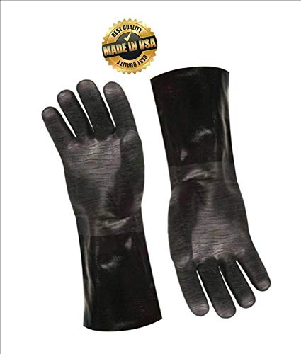 Insulated Heat Resistant Gloves – 1 pair – 13 in.