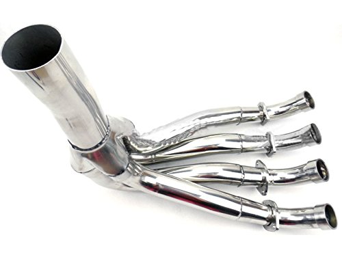 Motorcycle Parts Fitting Stainless Steel DIY Install Exhaust Downpipes Header Pipe Exhaust Headers Accessoriesl For SUZUKI 2007 2008 GSX-R 1000 07 08 GSXR