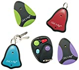 Click 'n Dig Model E4 Key Finder. 4 Receivers. Wireless RF Remote Item