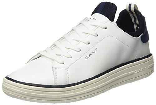 Baskets Hommes Blanc Gant Tyler blanc YwzZ7qR4x