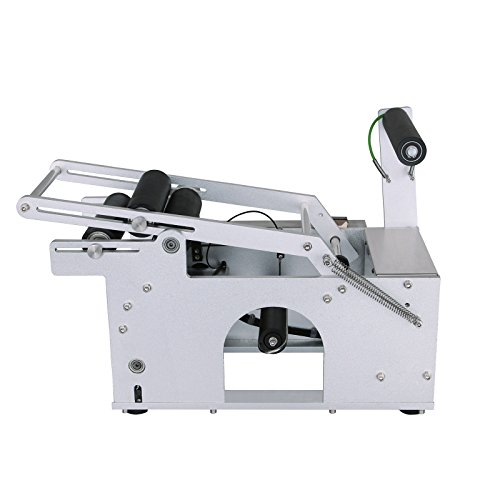 Automatic Label Applicator ~ Bestequip labeling machine semi automatic label applicator