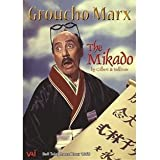 Groucho Marx in the Mikado