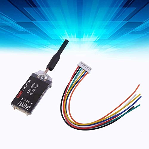 Wikiwand 1PCS 7081P EWRF 25mW Transmitter Module 5V Output Support PWM OSD Configuring by Wikiwand (Image #3)