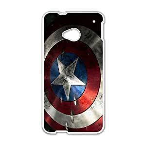 Happy Ipad Captain America Cell Phone Case for HTC One M7