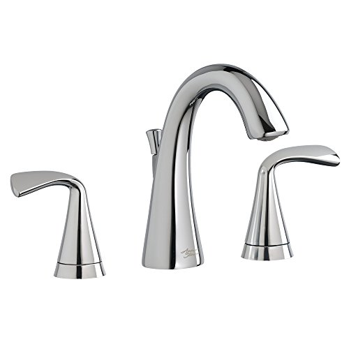 (American Standard 7186801.002 Fluent Two-Handle Widespread Bathroom Faucet 8