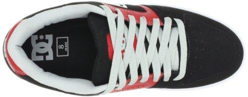 DC UNION SHOE D0303194 - Zapatillas de cuero para hombre Negro