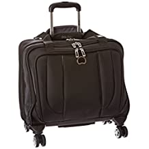 Delsey Luggage Helium Cruise Spinner Trolley Tote, Black, One Size