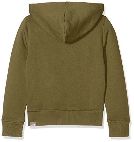 sportswear shirts Garçon Capuche Peak North À Face Vert Sweat The Drew wAZqA1