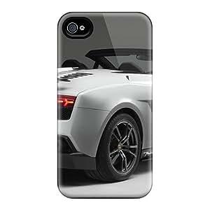 New Design Shatterproof Uyf59577KnBN Cases For Iphone 6 (05 Lamborghini Gallardo Lp570 4 Spyder Performante 2011)