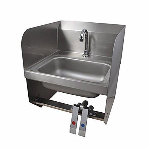 Wall Mounted Hand Sink - 7