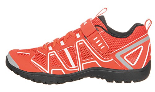 VAUDE Yara TR, Scarpe da Ciclismo Unisex-Adulto Arancione (Orange (Glowing Red 281))