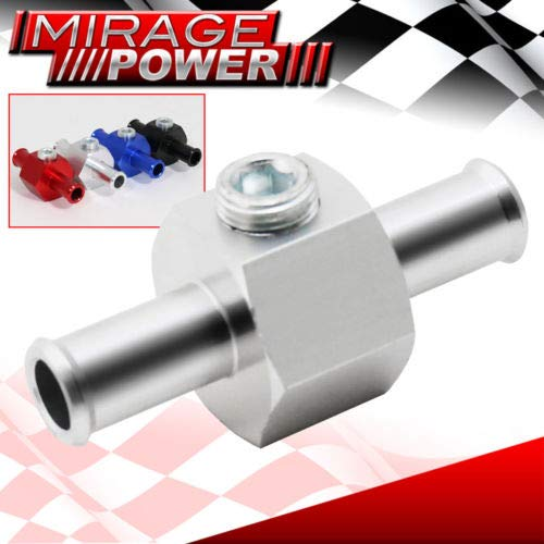- Nitrous Fuel Pressure Adapter Billet Quick Connector 3/8