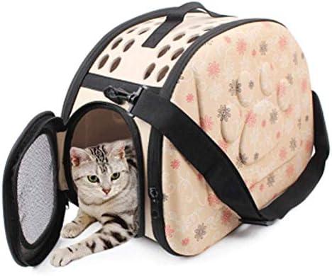 HAIYUANNAN Mochila Portátil Impermeable Y Transpirable De Viaje para Mascotas, Viajes Al Aire Libre, Gatos Y Perros