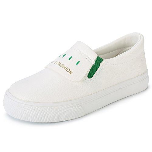 Alexis Leroy Girls&Boys Comfortable Elastic Slip on Flat Shoes