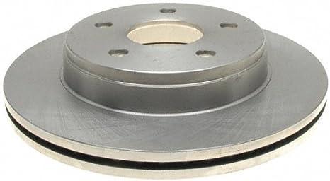 Disc Brake Rotor-Non-Coated Front ACDelco Advantage 18A2851A