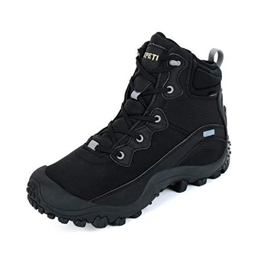 SKENARY Women's Dimo Hiking Boots, Mid Waterproof Trekking Outdoor Boot