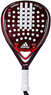 Adidas Carbon Attack 1.9 pales, Adultes Unisexe, Rouge, 375  375