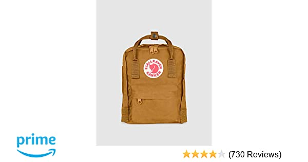 Amazon.com  Fjallraven - Kanken Mini Classic Backpack for Everyday ... 2afb6d57d1d1f