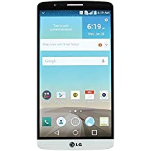 LG G3 D850 32GB Unlocked GSM - Silky White (Certified Refurbished) …