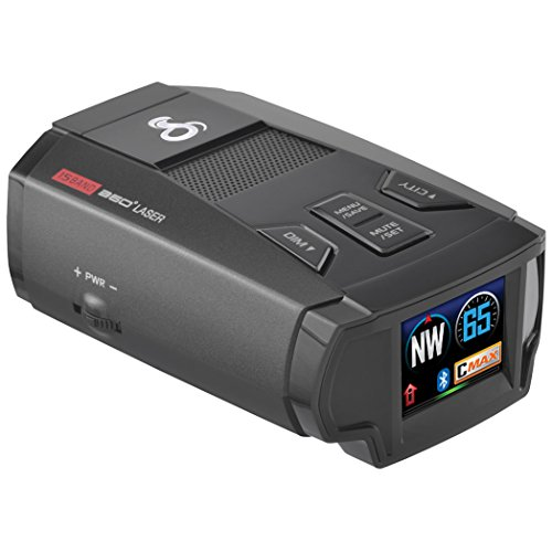 Cobra Electronics SPX 7800BT Maximum Performance Radar/Laser/Camera Detector -  SPX7800BT