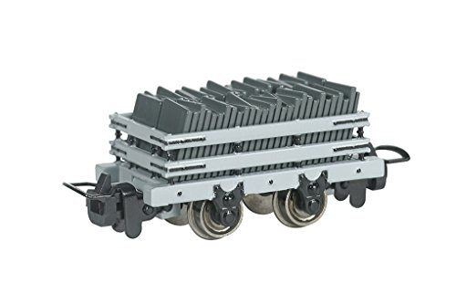 Bachmann Industries Thomas & Friends Narrow Gauge Slate Wagon with Load (N Scale) from Bachmann Trains