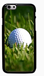 Golf Ball Pattern Hard Case for Apple iPhone 6 6G 4.7 ( Sugar Skull )