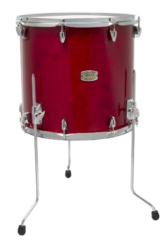 Yamaha Stage Custom Birch 16x15 Floor Tom, Cranberry Red ()