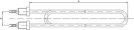Elektrokessel THERMIS Heizstab IP 54 2000W G6//4 Heizelement zum Erhitzen von Fl/üssigkeiten Heizpatrone f/ür Heizger/äte Erhitzen von Wasser und /ähnlichen Fl/üssigkeiten 230V//3x230V