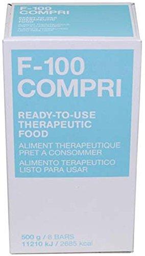 Milchpulver Nahrungskonzentrat F-100 Compri, 500 g