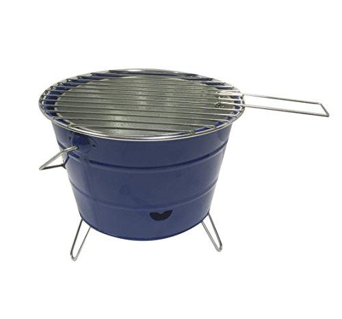Serve-Rite 406 Portable Charcoal Grill, Medium