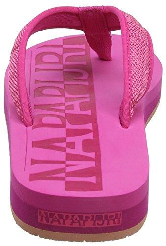 Napapijri lt Pink Infradito Donna Fuchsia Ariel IHBIqwr