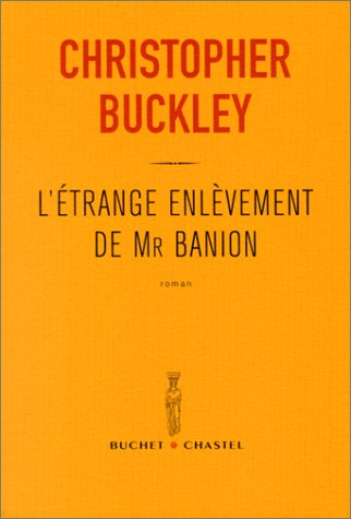 L'étrange enlèvement de Mr Banion