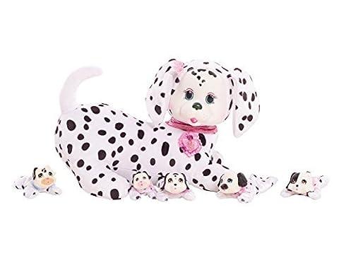 JP Puppy Surprise Jaxie Dalmatian Wave 6 Plush Toy by JP Puppy Surprise