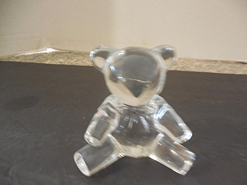 Ralph Lauren Crystal Teddy Bear Figurine ()