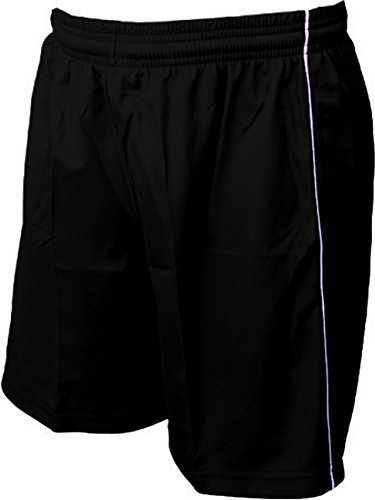 Vizari Dynamo Soccer Shorts, Black, Adult Medium Adult Soccer Shorts