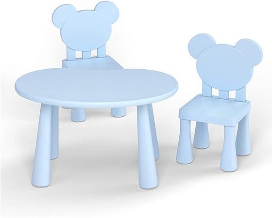 Juego de mesa y silla para niños, mesas y sillas de jardín de ...
