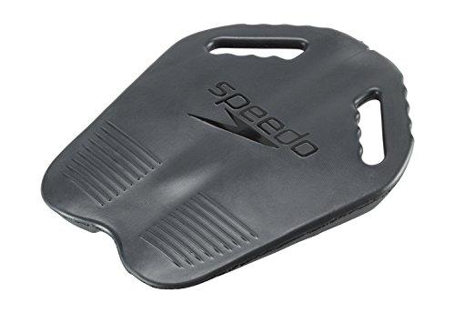 Speedo Double Barrel Kickboard, Black, One Size