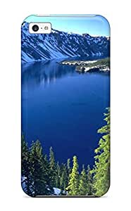 TYH - High-quality Durability Case For Iphone 5/5s(crater Lake Oregon ) phone case