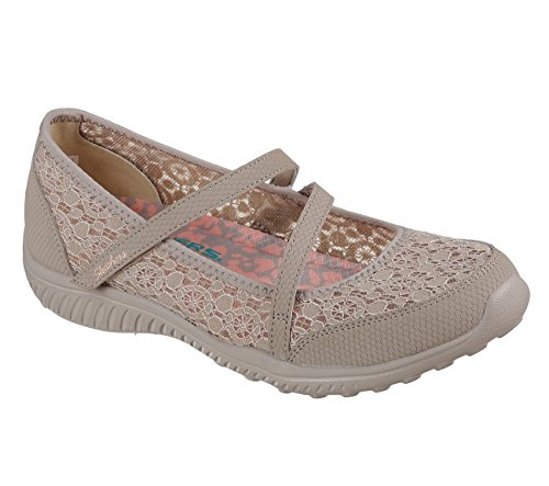 Taupe Florescent Skechers23258 Donna Skechers23258 Florescent xIwHvYqH
