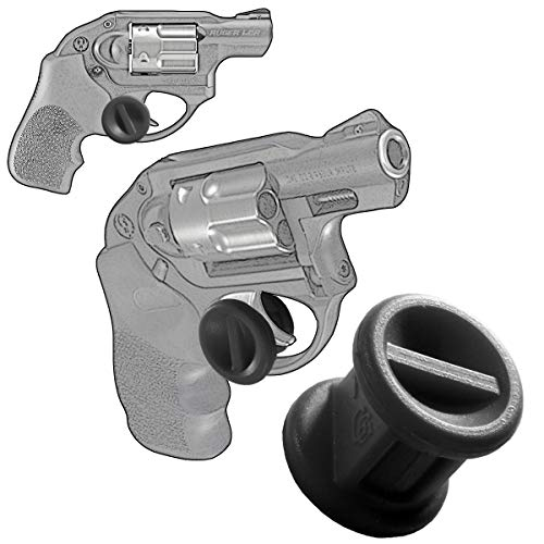 Garrison Grip ONE Micro Trigger Stop Holster Fits Smith & Wesson Revolver J Frame All Cal s16 Black