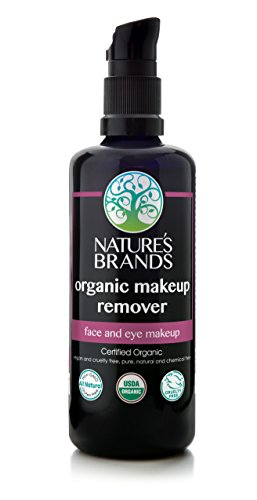 Nature's Brands Herbal Choice Organic Makeup Remover