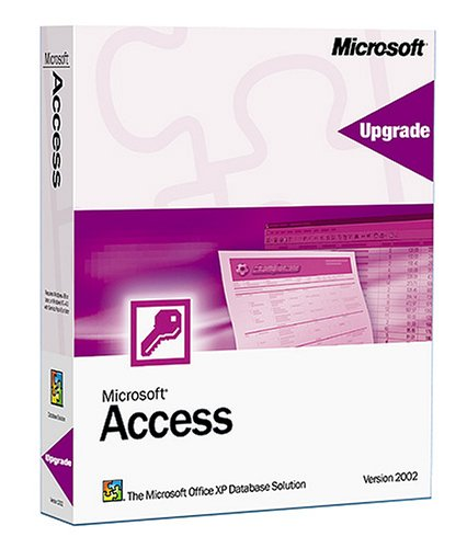 Microsoft Access 2002 Upgrade [OLD VERSION]: Amazon in: Software