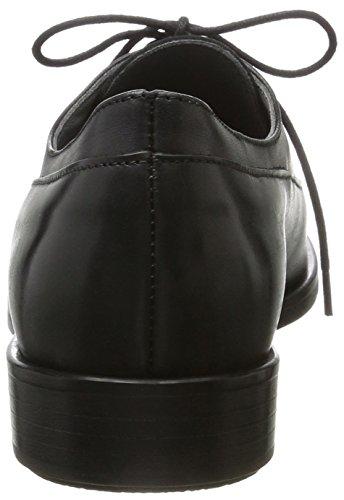 Mill Ner Zapatos Cordones Lili Blondie Nero Mujer Derby para de Negro dIxvAwqEv