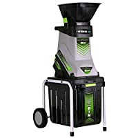 Earthwise GS70015 15-Amp Electric Garden Chipper/Shredder Deals
